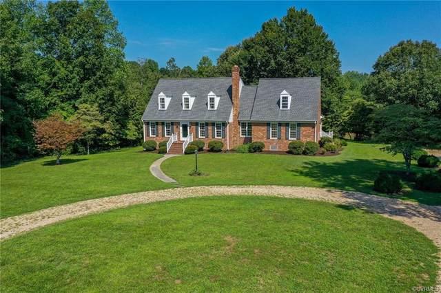 6304 Studley Road, Mechanicsville, VA 23116 (MLS #2023474) :: Keeton & Co Real Estate