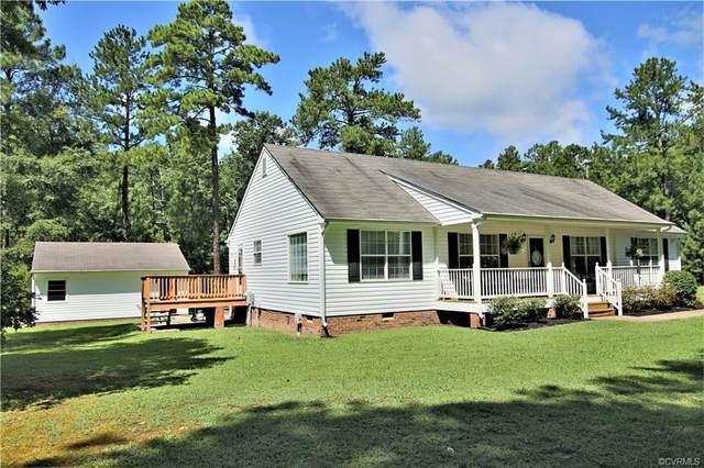 11207 Dude Ranch Road, Glen Allen, VA 23059 (MLS #2023476) :: EXIT First Realty