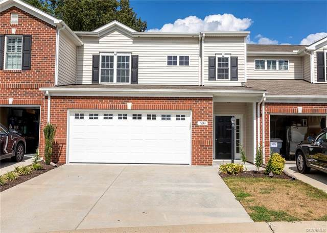7853 Marshall Arch Drive #76, Mechanicsville, VA 23111 (MLS #2023518) :: EXIT First Realty
