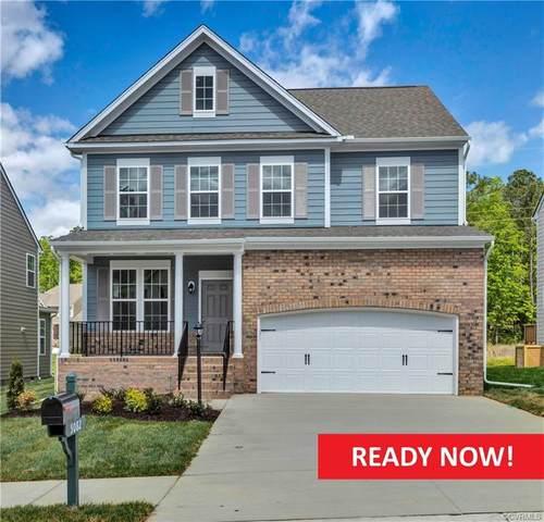 5082 Maben Hill Lane, Glen Allen, VA 23059 (MLS #2023527) :: EXIT First Realty