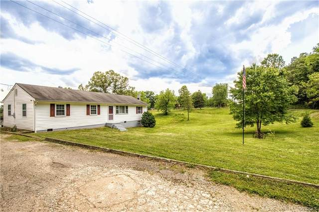 1108 Old Buckingham Road, Powhatan, VA 23139 (MLS #2023543) :: EXIT First Realty