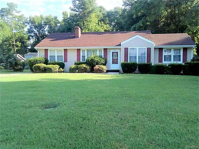 5624 River Road, Chesterfield, VA 23803 (MLS #2023553) :: EXIT First Realty