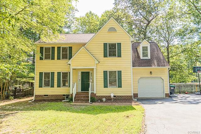7502 Northford Mews, Chesterfield, VA 23832 (MLS #2023583) :: EXIT First Realty
