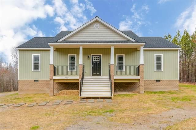 5833 Buckner Road, Bumpass, VA 23024 (MLS #2023597) :: EXIT First Realty