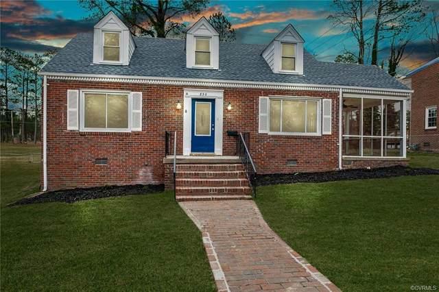 830 Hampton Road, Petersburg, VA 23805 (MLS #2023620) :: The RVA Group Realty