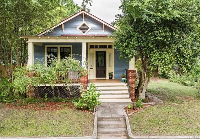 517 W 21st Street, Richmond, VA 23225 (MLS #2023648) :: EXIT First Realty