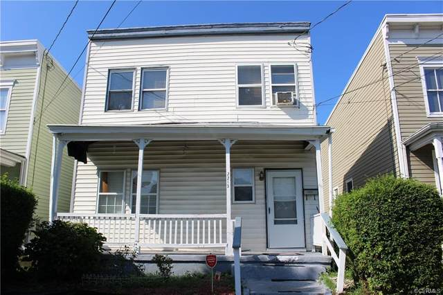 2213 Q Street, Richmond, VA 23223 (MLS #2023650) :: The RVA Group Realty