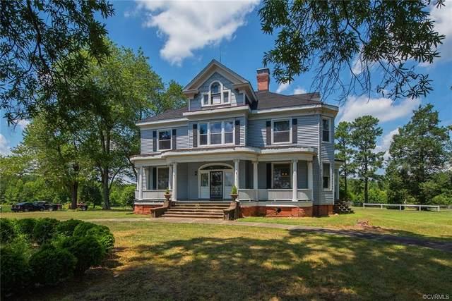 11418 Cox Road, Church Road, VA 23833 (MLS #2023652) :: The Redux Group