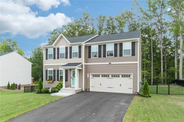1806 S Twilight Lane, North Chesterfield, VA 23235 (MLS #2023658) :: EXIT First Realty