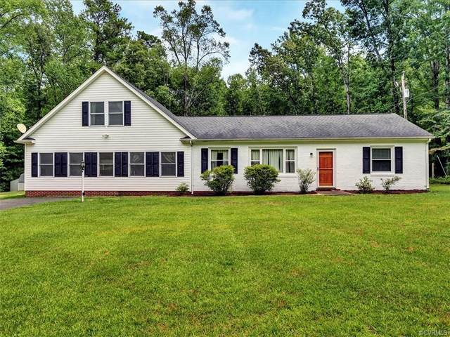 10152 Georgetown Road, Mechanicsville, VA 23116 (MLS #2023662) :: The Redux Group