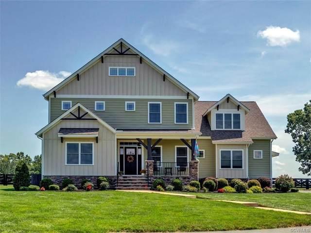 3768 Tilmans Farm Drive, Powhatan, VA 23139 (MLS #2023665) :: The RVA Group Realty
