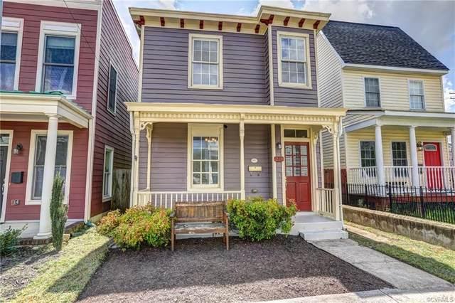 214 W 12th Street, Richmond, VA 23224 (#2023682) :: Abbitt Realty Co.