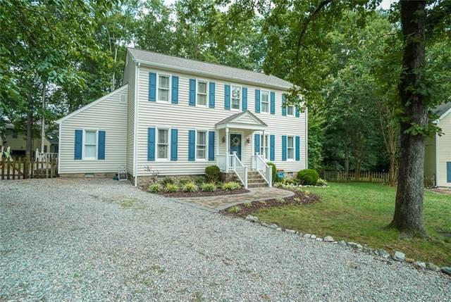 12902 Watch Hill Terrace, Chesterfield, VA 23114 (MLS #2023685) :: Small & Associates