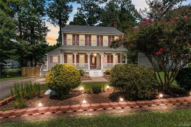 418 Wadsworth Drive, Chesterfield, VA 23236 (MLS #2023708) :: The RVA Group Realty
