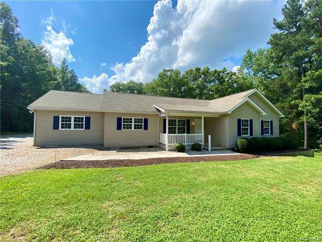 11341 Hickory Nut Court, Amelia Courthouse, VA 23002 (MLS #2023720) :: Small & Associates
