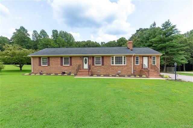 807 Reese Drive, Sandston, VA 23150 (MLS #2023730) :: Small & Associates