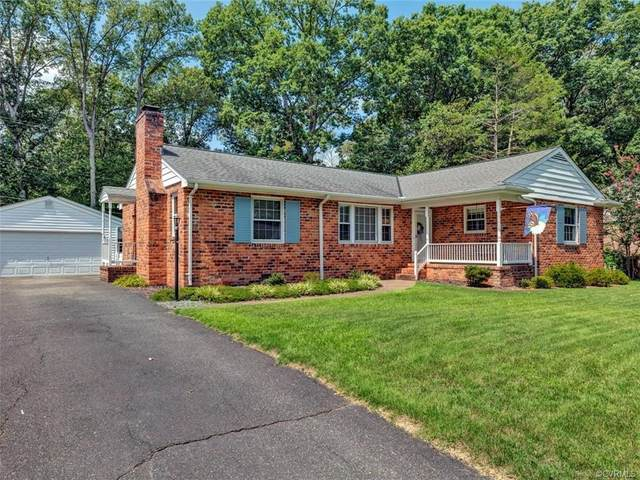 9505 Newhall Road, Henrico, VA 23229 (MLS #2023745) :: The RVA Group Realty