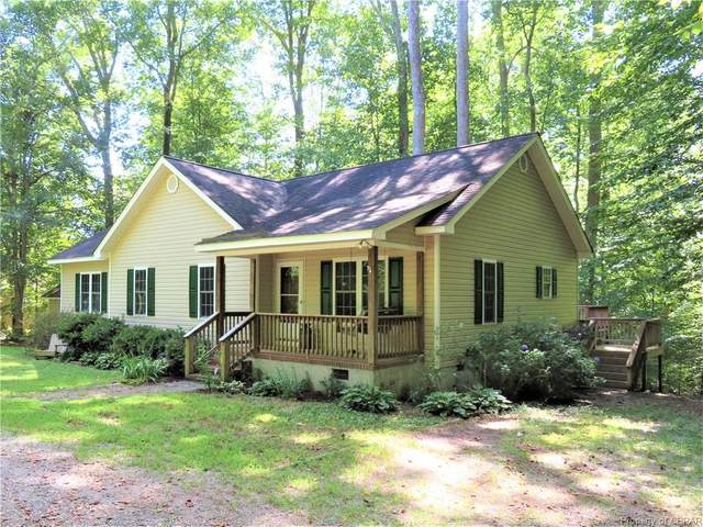 102 Burning Tree Road, Hartfield, VA 23071 (MLS #2023760) :: The Redux Group