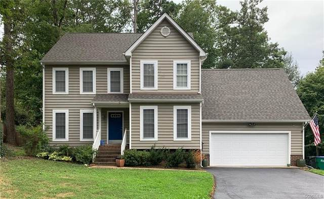 13103 Walton Bluff Place, Midlothian, VA 23114 (MLS #2023777) :: Small & Associates