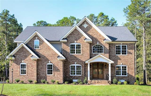 11512 Grey Oaks Estates Run, Glen Allen, VA 23059 (MLS #2023788) :: Small & Associates