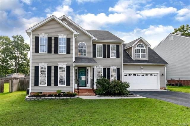 7118 Lake Caroline Drive, Chesterfield, VA 23832 (MLS #2023793) :: The RVA Group Realty