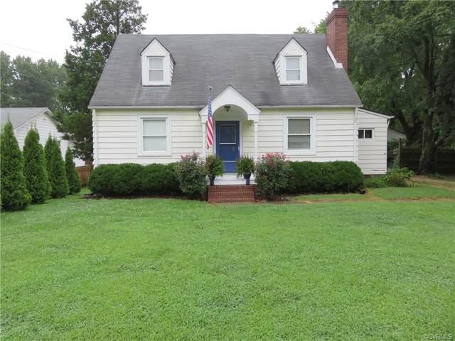1104 Old Williamsburg Road, Sandston, VA 23150 (MLS #2023824) :: The Redux Group