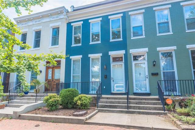 2911 E Marshall Street, Richmond, VA 23223 (MLS #2023836) :: The RVA Group Realty