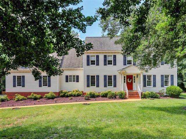 9101 Whistling Swan Road, Chesterfield, VA 23838 (MLS #2023842) :: The RVA Group Realty