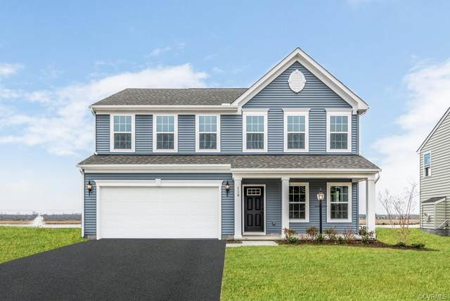 6300 Little Creek Way, Chesterfield, VA 23234 (MLS #2023852) :: The RVA Group Realty