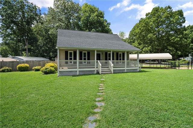 15926 Tri Gate Road, Chesterfield, VA 23831 (MLS #2023855) :: The RVA Group Realty