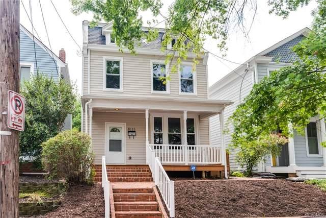 1015 Oakwood Avenue, Richmond, VA 23223 (#2023933) :: Abbitt Realty Co.