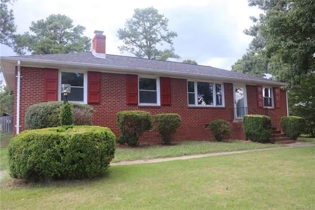 3816 Tanbark Road, Chesterfield, VA 23235 (MLS #2023946) :: The Redux Group