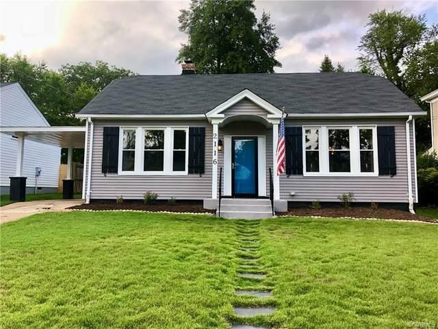 2116 Nelson Street, Henrico, VA 23228 (MLS #2023959) :: Treehouse Realty VA