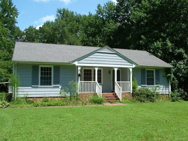 7401 Narrowridge Road, Henrico, VA 23231 (MLS #2023973) :: Small & Associates