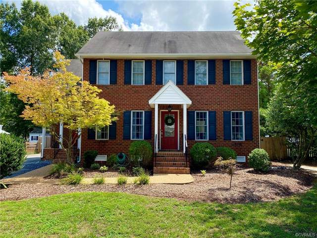 109 N Macon Terrace, Ashland, VA 23005 (#2023978) :: Abbitt Realty Co.