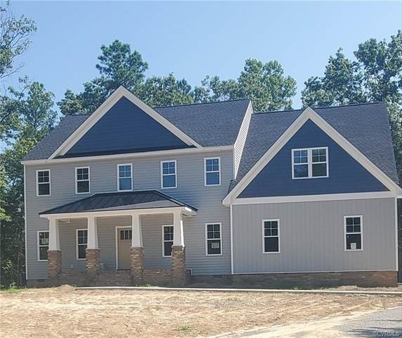 4600 Battleline Drive, Mechanicsville, VA 23111 (MLS #2023983) :: The Redux Group