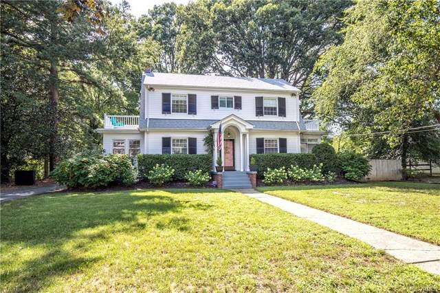 3706 Moss Side Avenue, Richmond, VA 23222 (MLS #2024000) :: Small & Associates