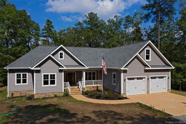 11463 Coveside Point, Gloucester, VA 23061 (MLS #2024038) :: Treehouse Realty VA