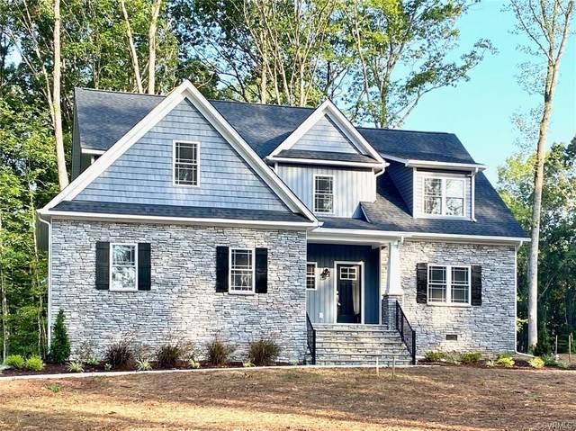 1785 Finneys Mill Terrace, Powhatan, VA 23139 (MLS #2024049) :: The RVA Group Realty