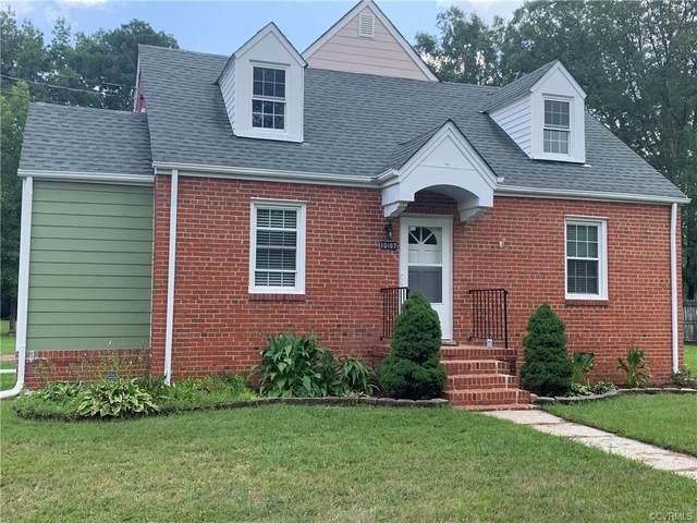10407 Jordan Drive, Glen Allen, VA 23060 (MLS #2024110) :: Village Concepts Realty Group