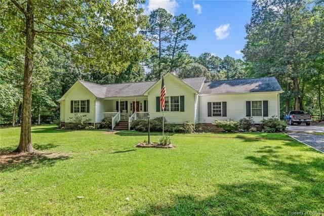 8185 Manor Drive, Gloucester, VA 23061 (#2024119) :: Abbitt Realty Co.