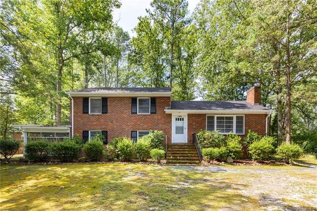 11800 Holly Hill Road, Chester, VA 23831 (MLS #2024148) :: The RVA Group Realty