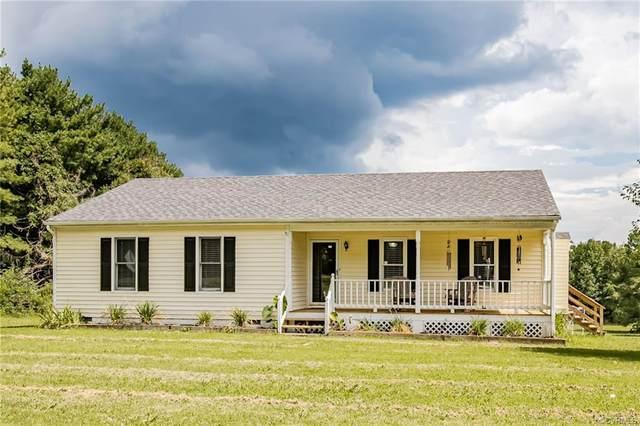 4309 Old Buckingham Road, Powhatan, VA 23139 (MLS #2024161) :: Treehouse Realty VA