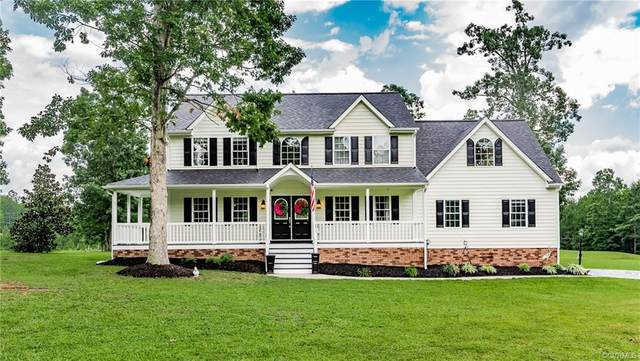 9841 Taylor Road, Chesterfield, VA 23838 (MLS #2024166) :: The Redux Group