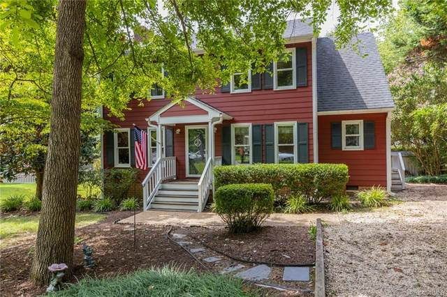 7302 Key Deer Court, Midlothian, VA 23112 (MLS #2024187) :: Small & Associates