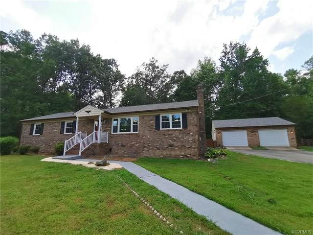 1579 Dogwood Road, Powhatan, VA 23139 (MLS #2024215) :: The RVA Group Realty