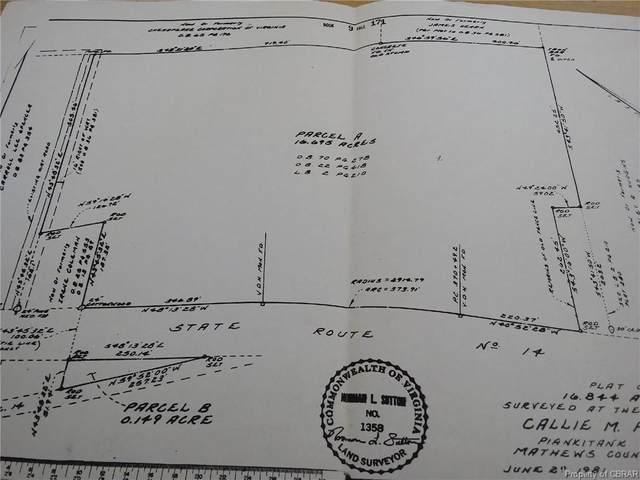 Rt. 14 John Clayton Memorial Hwy., North, VA 23128 (#2024237) :: Abbitt Realty Co.