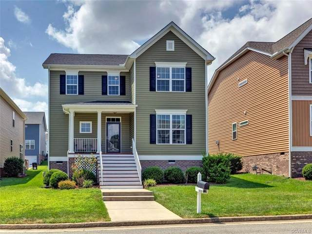 14819 Diamond Creek Terrace, Midlothian, VA 23113 (MLS #2024292) :: Small & Associates