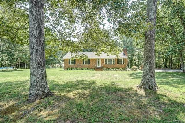 4935 Shannon Hill Road, Kents Store, VA 23084 (MLS #2024296) :: Small & Associates
