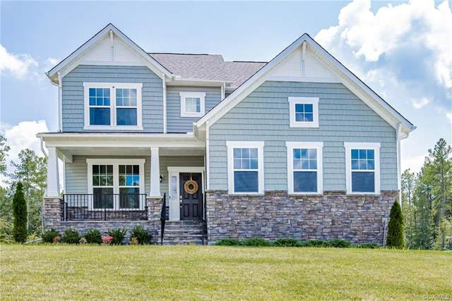 8201 Timberstone Drive, Chesterfield, VA 23832 (MLS #2024297) :: Treehouse Realty VA